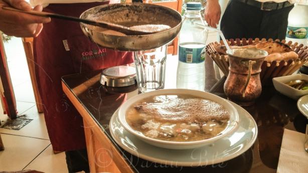 Kele pačia (Kelle Paça) sriuba | Kelionės | Darau, blė