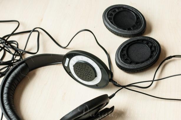 Pradėtos ardyti ausinės Sennheiser HD 202 | Darau, blė