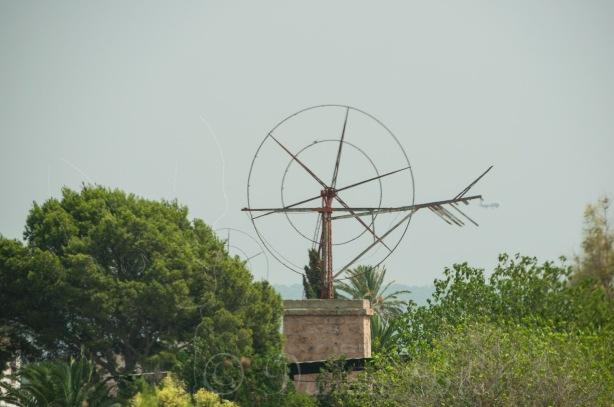 Vėjo malūnas Maljorkoje | Kelionės | Darau, blė